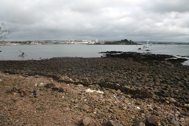 Plymouth from Mount Edgcumbe Country Park
