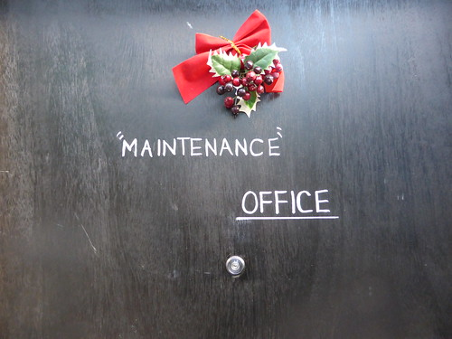 """Maintenance"" Office"