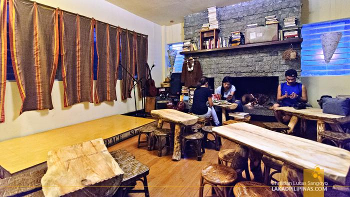 Cafe Yagam Interiors