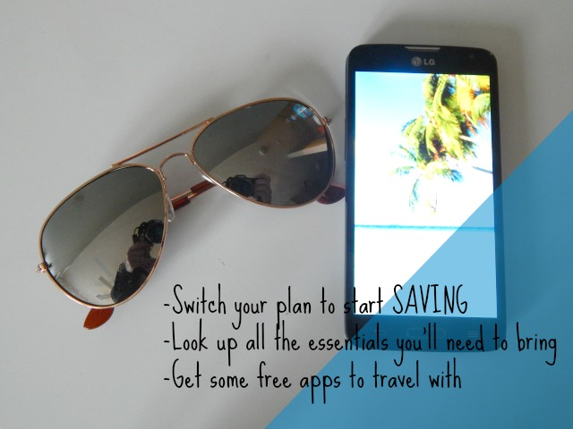 How to Save and Plan for Spring Break with Walmart Best Plans!