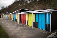 Filey Huts