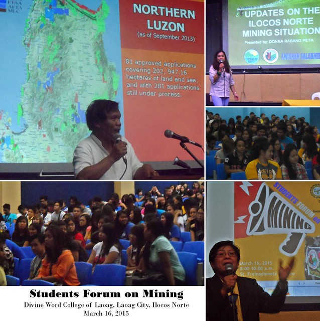DWCL Students Forum on Mining