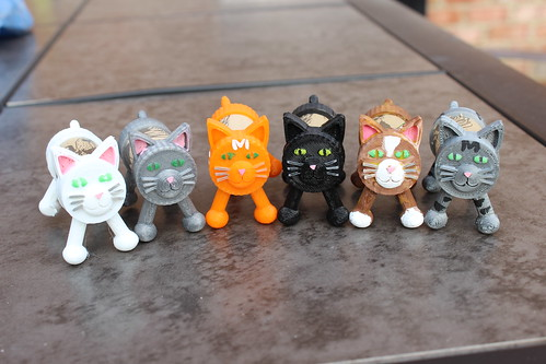 Cork Kitties - Group
