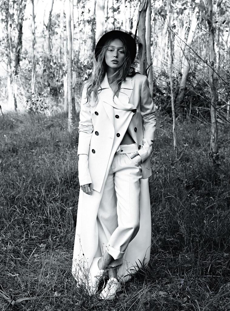 Алисия Дебнем-Кери — Фотосессия для «Vogue» AU 2016 – 3