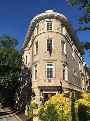 Albanian Embassy, Florida Avenue NW, Washington, D.C.