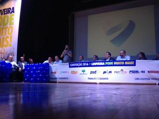Em Louveira, Solidariedade tem candidato a vice-prefeito
