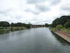 River Thames - Hampton Court