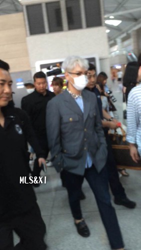 Big Bang - Incheon Airport - 07aug2015 - MyLadies - 01