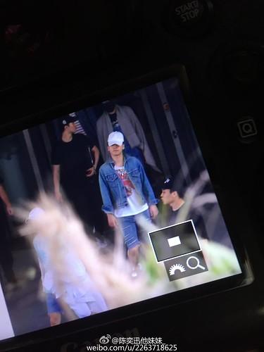 BIGBANG Arrival Nanning (37)