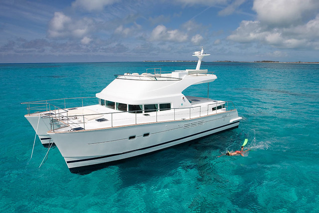 44ft Luxury Catamaran Charter
