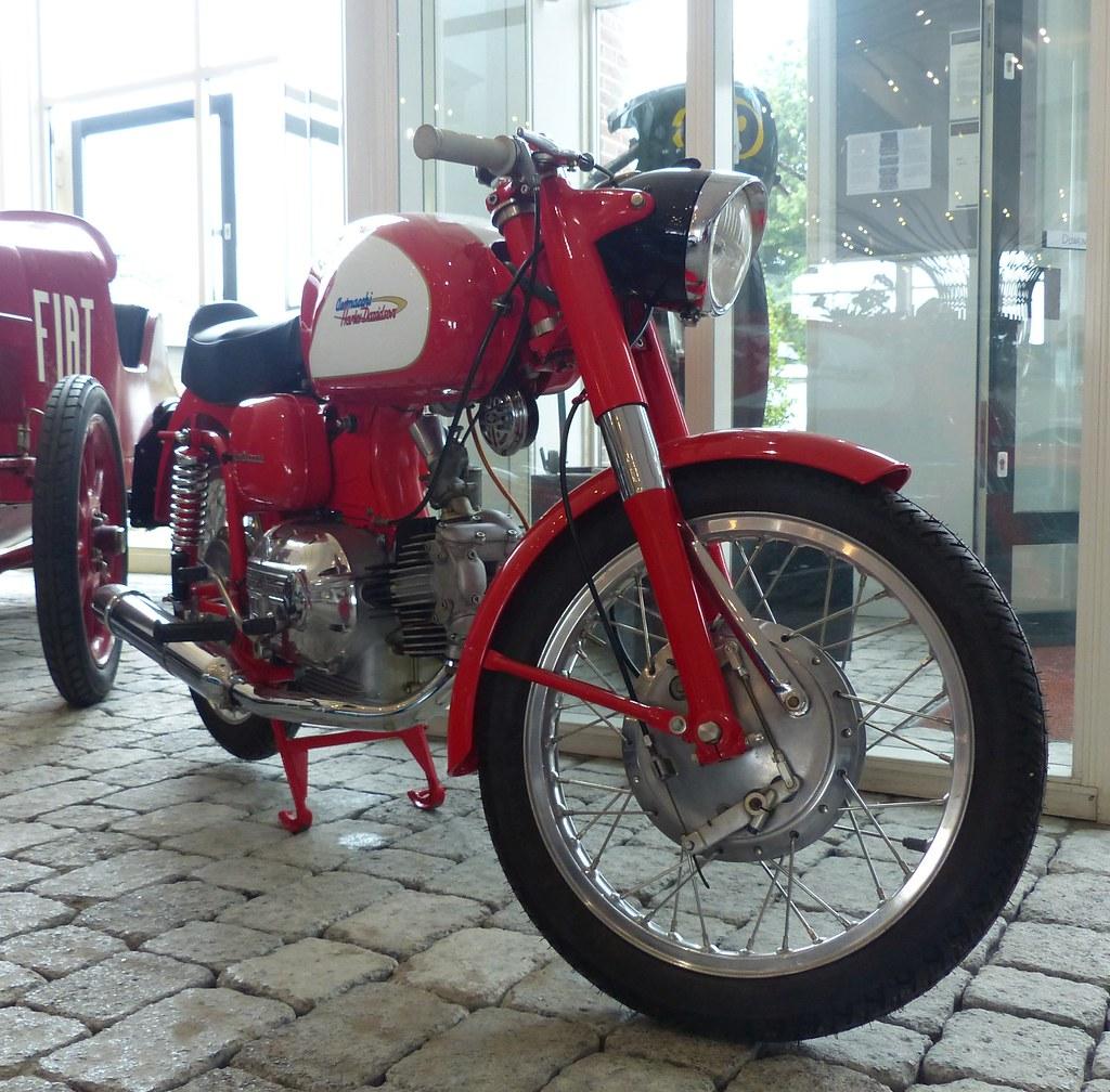Aermacchi – Harley Davidson Ala Verde 250 Sport 1962 vrt | Flickr