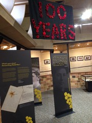 Writing the War Exhibition