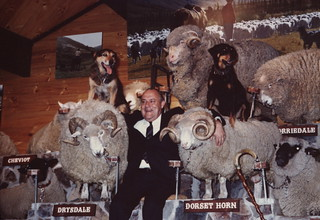 Prime Minister Robert Muldoon, Opening of Rotorua Agrodome, November 22, 1980