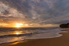 Sunset shot from Koh Lanta, Island, Thailand #travel #thailand #sunset #beach