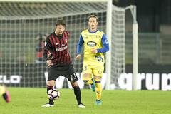 Chievo vs Milan 16.10.2016