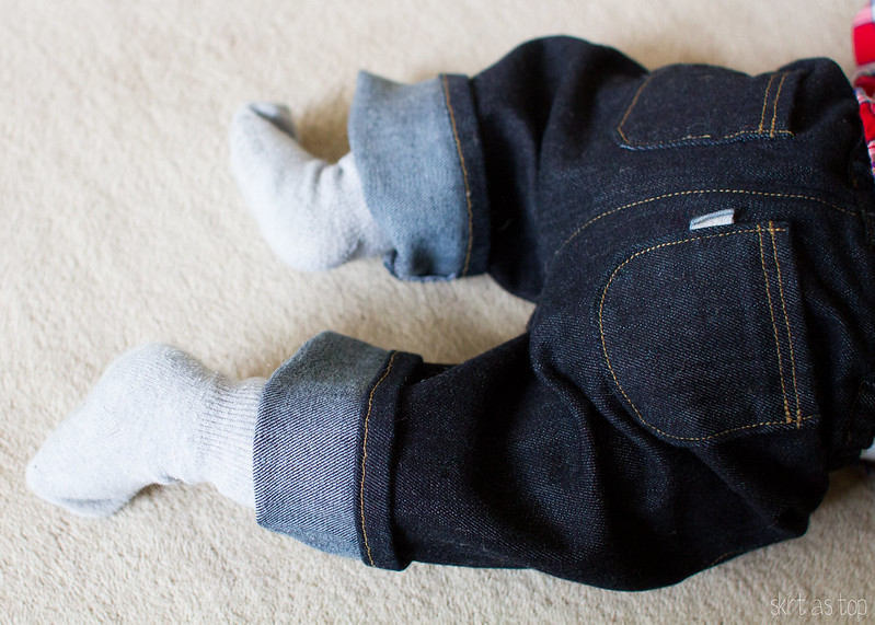 lullaby layette jeans