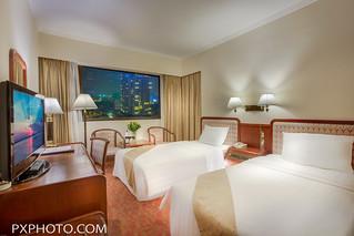 City Wing - Deluxe Twin - Hanoi Hotel