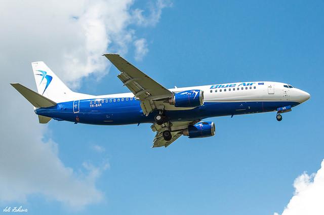Blue Air - YR-BAR