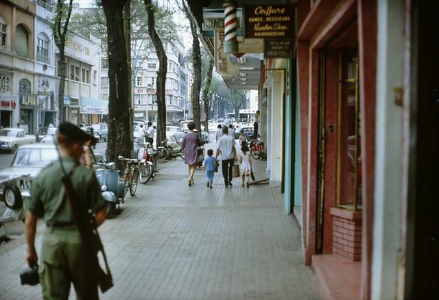 SAIGON 1968 - Đường Tự Do
