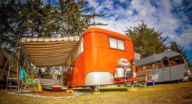 camping, sunny