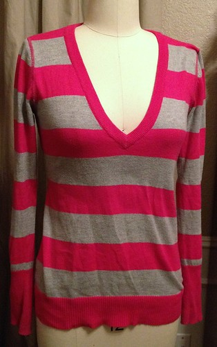 Striped Aeropostale Sweater