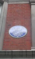 Photo of Charles Stewart Rolls blue plaque
