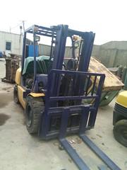 vehicle, forklift truck,