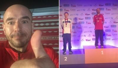 Brunner vítězí ve své kategorii na MS v běhu na 100 km