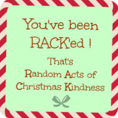 """Rack - Random Acts of Christmas Kindness"