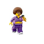 LEGO Collectable Minifigures Series 13 Disco Diva