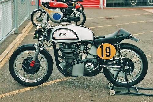 1958 500cc Manx Norton