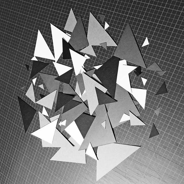 Greyscale Series : Logo /\/\osaic.