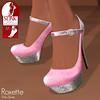 Slink - Roxette Pink-Silver