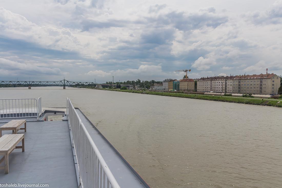 Венский Дунай-49