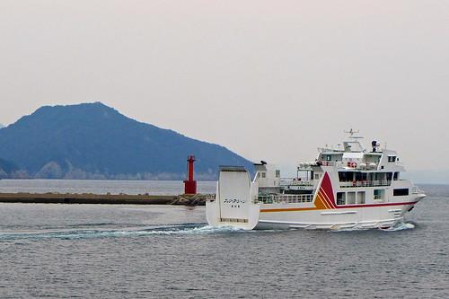 Fukue port