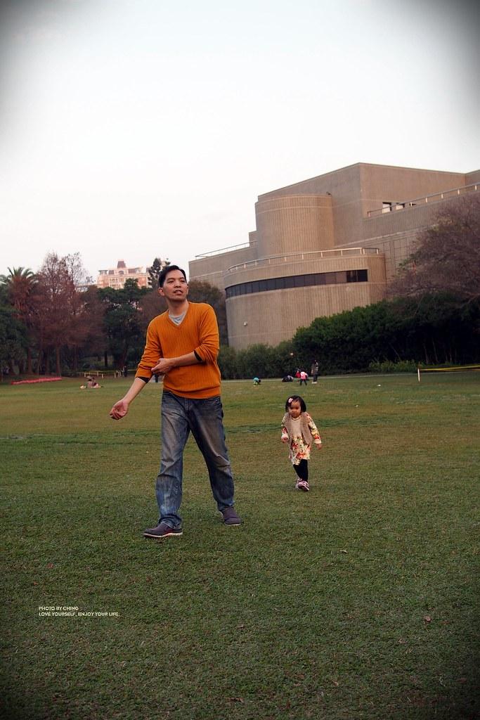科博館-戶外草皮-7