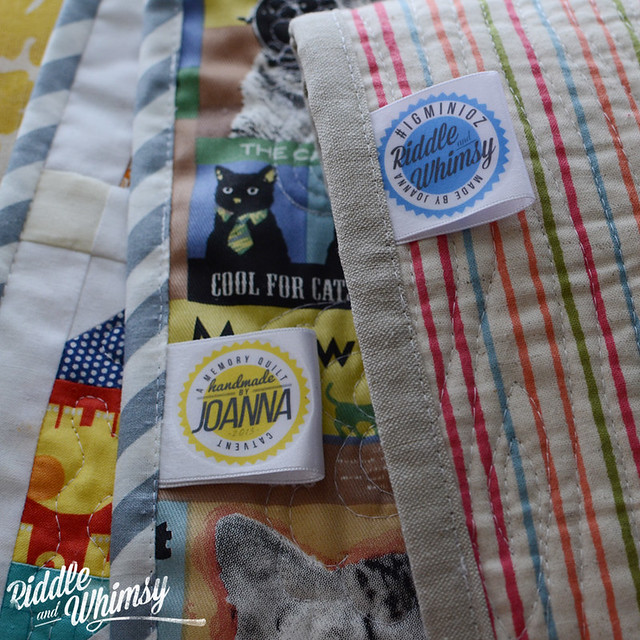 Riddle and {Whimsy} Make your own label tut 1