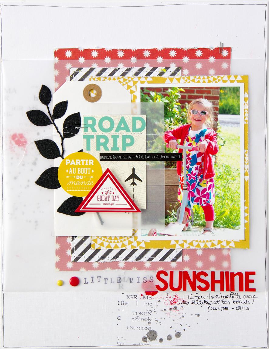 Little miss sunshine Kesi'art Marie-Nicolas ALLIOT
