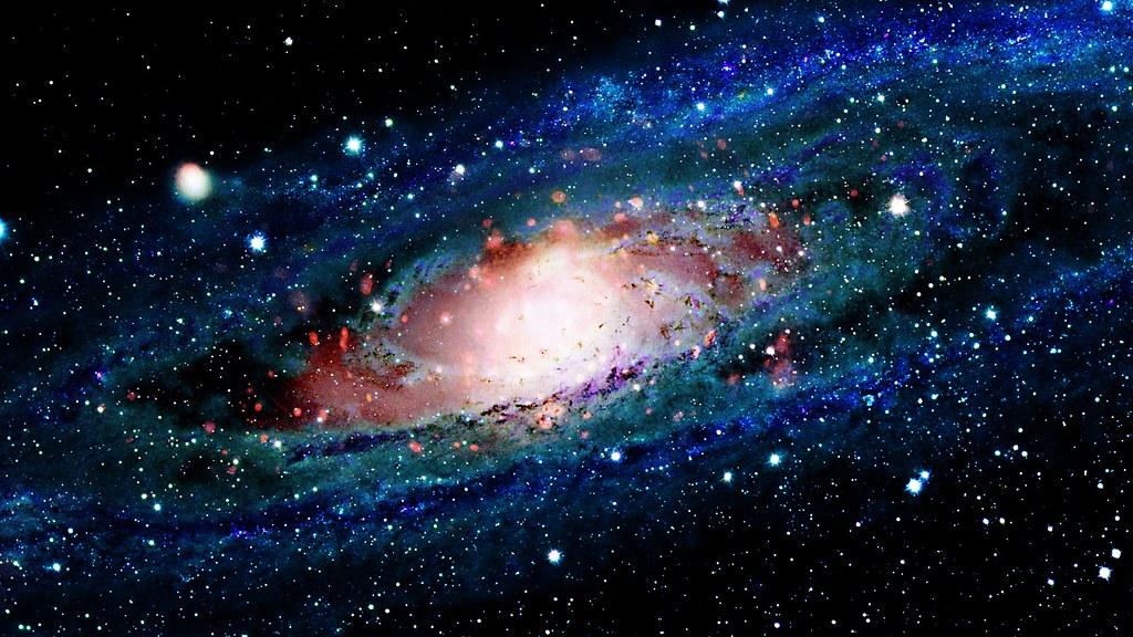 Space Stars Wallpapers Widescreen 4K Wallpaper