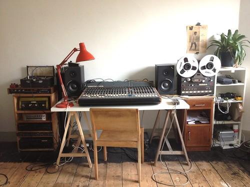 2 mixing desk