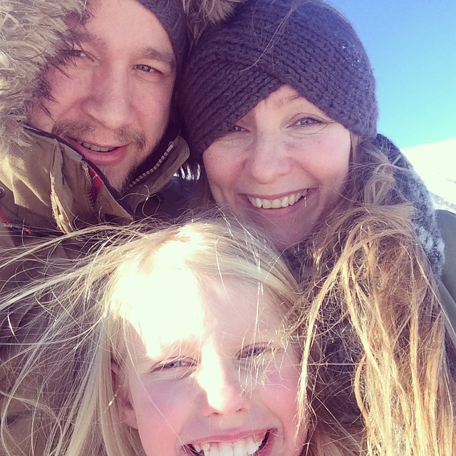 Fun in the sun/snow/cold