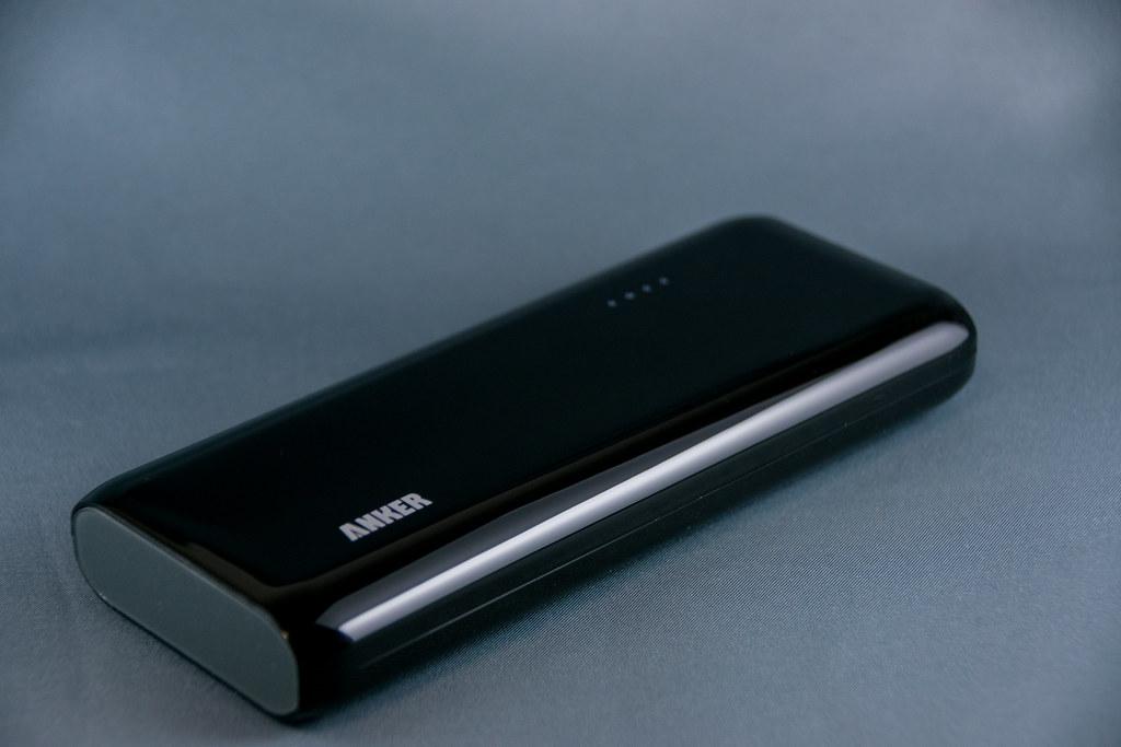 Anker Astro E5 第2世代 16000mAh モバイルバッテリー 2ポート
