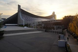 070 Olympisch stadion Yoyogipark