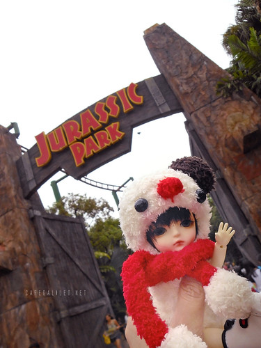 Universal Studios Singapore (Part 2)