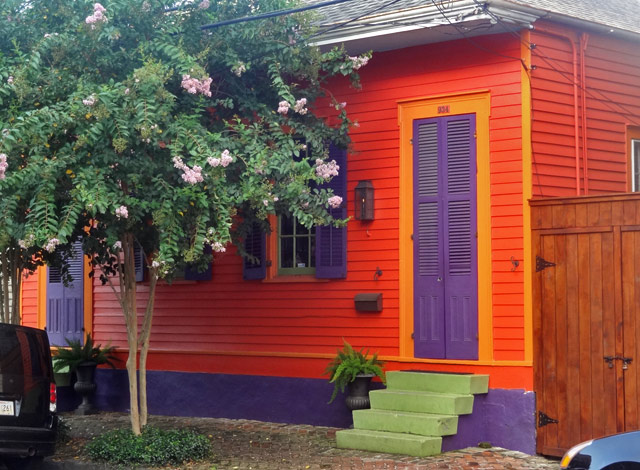 orange-house faubourg marigny