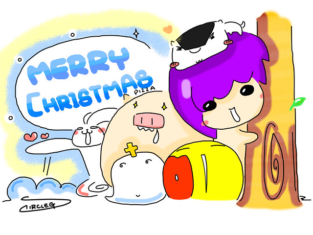 25122014 MERRY CHRISTMAS CIRCLEG