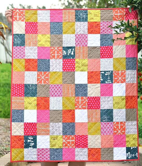 Color:FULL Baby Quilt