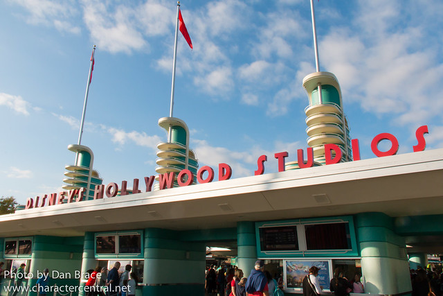 Wandering up Hollywood Blvd