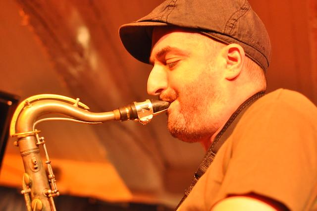 Olivier Temime (Jazz Explosion !) by Pirlouiiiit 23012015