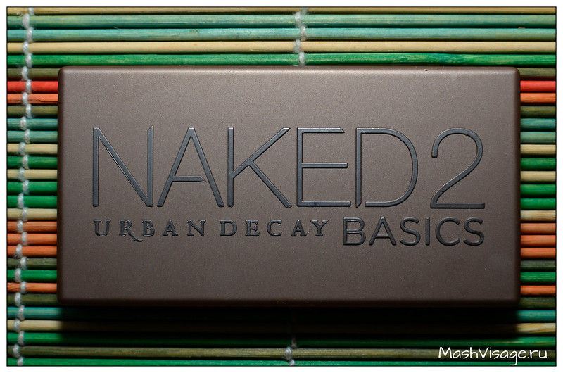 Urban Decay Basics Naked 2